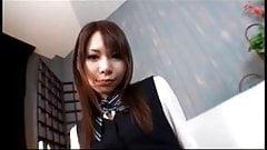 Japanese Footjob - Part 3