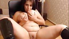 beautiful  marure chubbys webcam