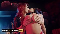 Hot And Mean - Angela White Molly Stewart - Swing Fling Part