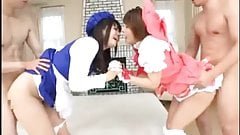 Cardcaptor Sakura Cosplay (Mari Rika) 1