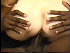 cuckold's wife gets delicious black dick