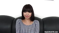 Latina porn castings