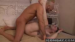 Adam Russo loves fucking his sons best friend Colton Grey