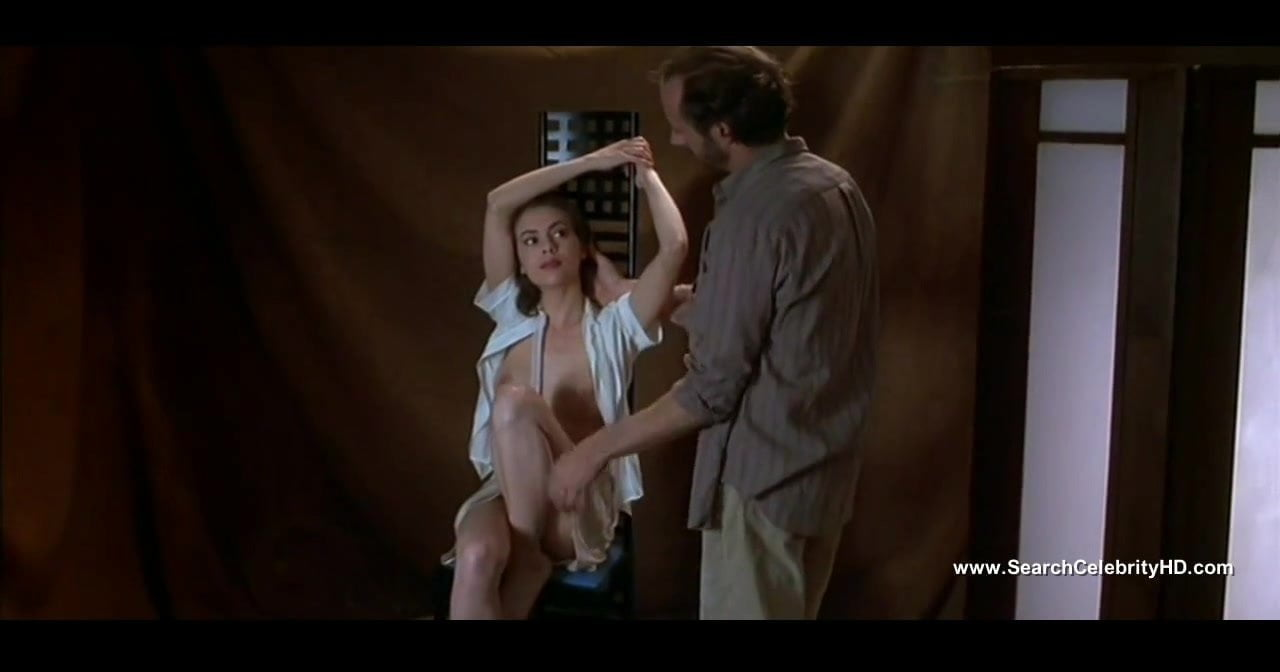 All Homeland Sex Scenes alyssa milano nude - poison ivy 2
