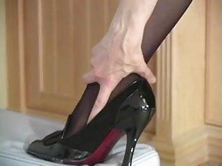 Nina Hartley Pantyhose
