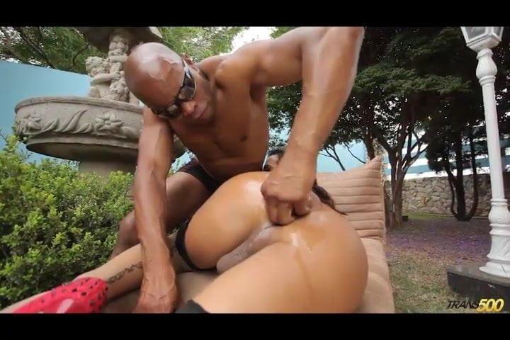 Superstar Perfect Ebony Nude HD