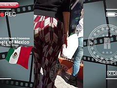 Wonderful walk booty (Mexico 2018)