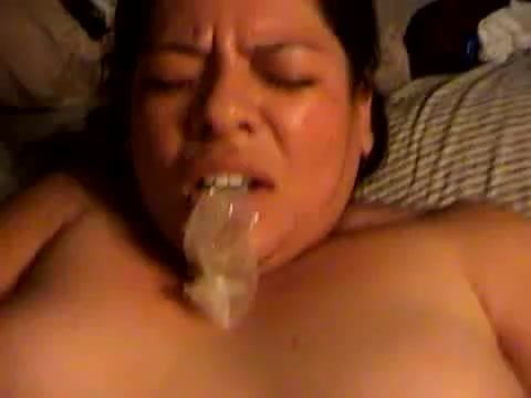 Bbwalmy fat pig gets fucked