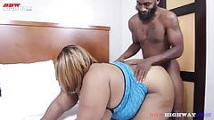 Fancii Fantasii is back on BBWhighway for some fun with BBC