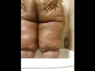 Mature SSBBW Showing Off Her Body