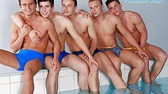Swim Coach takes on the Team