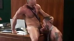 hard men -Carlo cox jack stuart