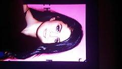 Cum tribute to Selena Gomez 14