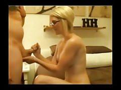 Nervous girl agrees to being filmed.flv