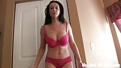 Shoot a hot stickly load for you horny roommate JOI