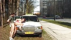 teen anal fucked by taxi driver