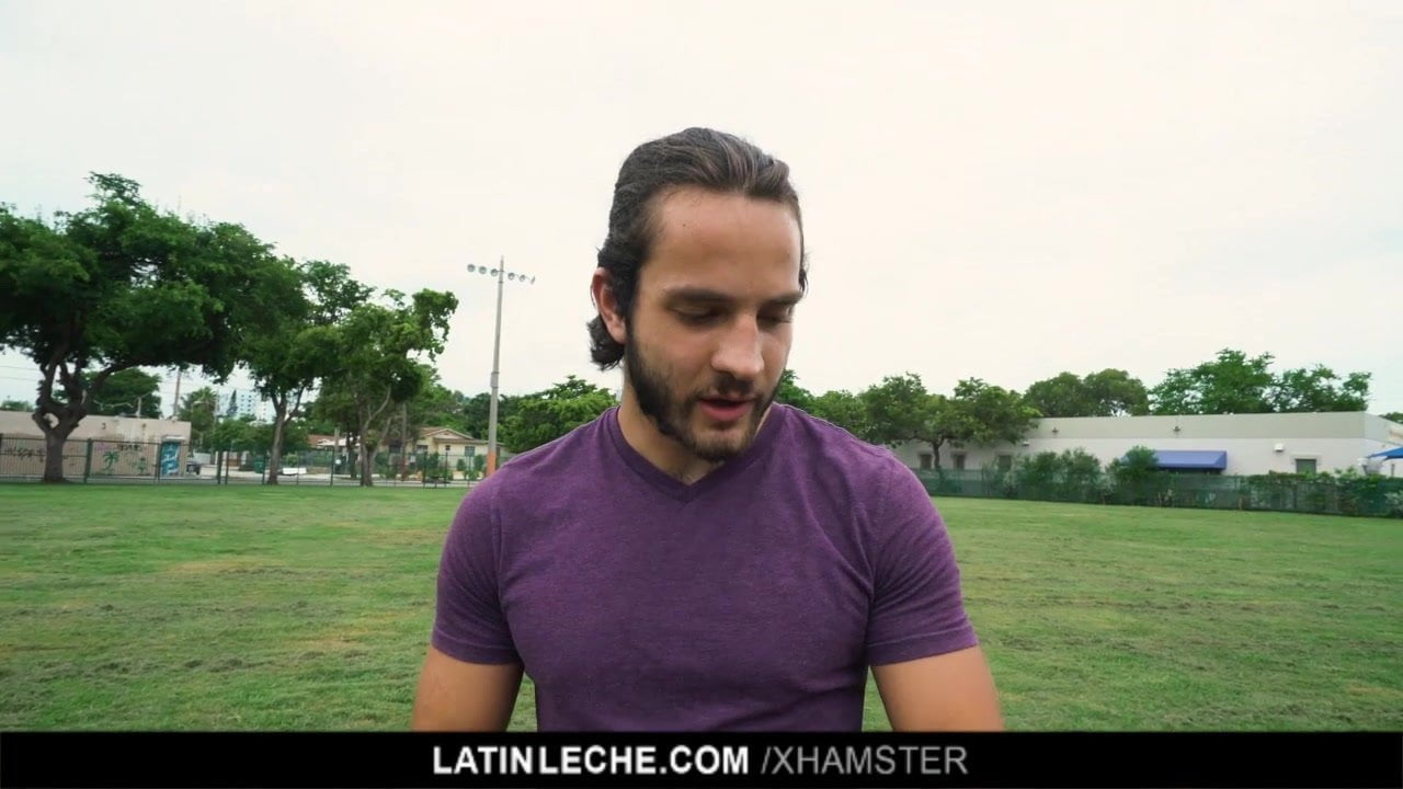 LatinLeche – Straight Soccer Stud Homosexual For Pay