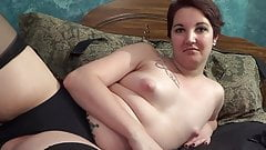 Puffy Tits Models to Tick Off Mom