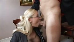 Boss fucking the secretary