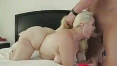 PAWG: Maz Monica fucked