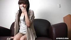 Japanese teen brunette, Yurika Gotoh got banged very hard, u
