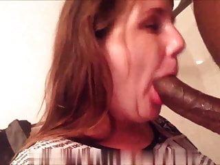 Married Wife Sucking Her Husband S Friend S Black Dick