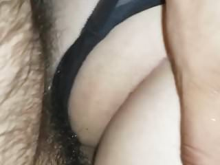 Preview 3 of Chubby Latina cd taking that cock