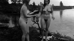 Lena Nyman nude in I am Curious (1967)