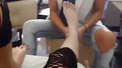 Arab Rola Yammout so sexy Hot feet