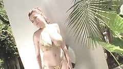 Tessa Fowler-Gold Bikini
