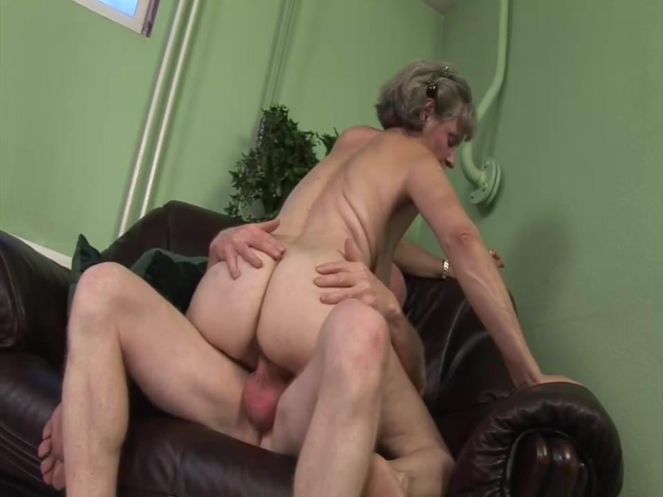 Granny Orgasmus Porn