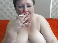 Busty Funny Mature
