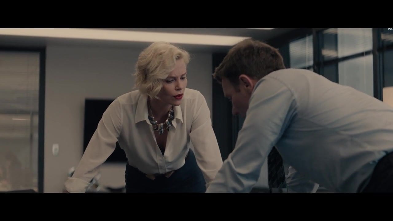 Very valuable charlize theron interracial sex