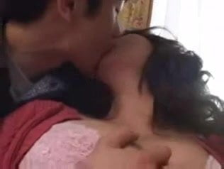 Japanese Mom and Son first Sex
