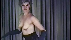 SHAKE BABY SHAKE - vintage striptease twist dance