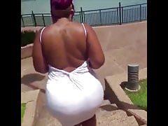 Shaking Jiggling Walking posing fat ass & bbw compolation 3
