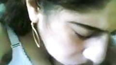 Desi white bra