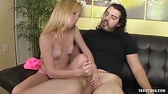 Adult TV SHow Handjob