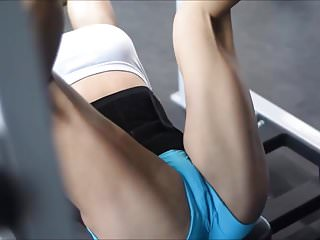 Yes    fitness hot ass hot cameltoe 132
