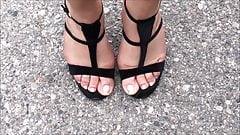 Tonisha Rachal Clear Toes