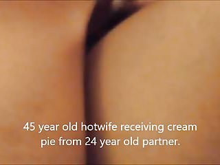 Year Old Wife Getting Creampie From Much Younger Man
