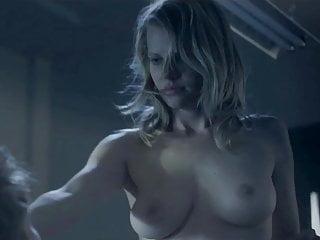 Mircea Monroe Natural Nude Boobs In bludworkScandalPlanet