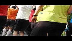 Jogging Teens Have The Best Asses Pt 2