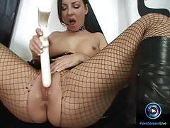 Busty Maria Belucci as your naughty masturbating