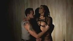 Liza del Sierra tied up and roughly fucked