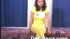 Indian Teen Sanjana Solo's Thumb