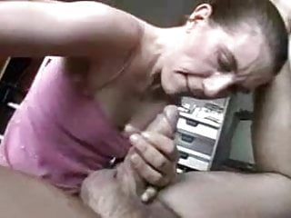 Horny French Milf Gets Her Twat And Ass Fucked Hard !