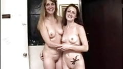mom and not daughter real bj together