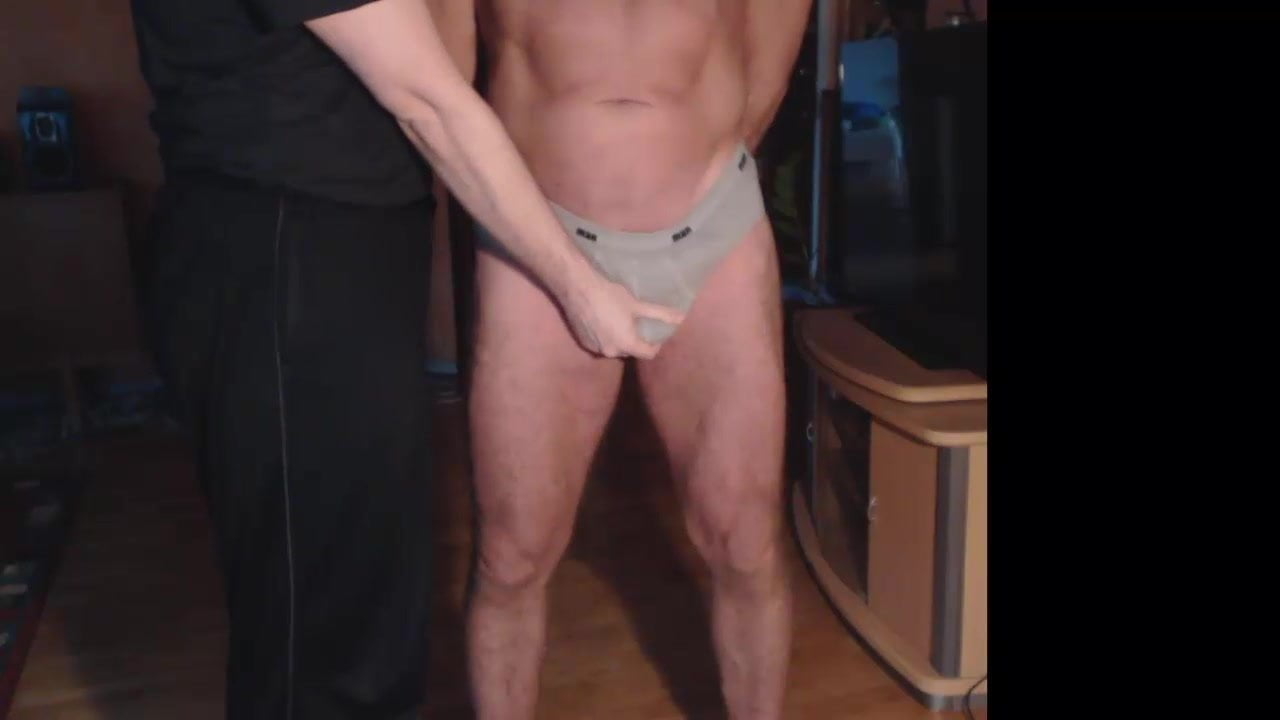 Hairy cock gay ballbusting | Adult photo)