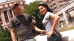 Fernanda Barros Travesti brasileira novinha fode na pele